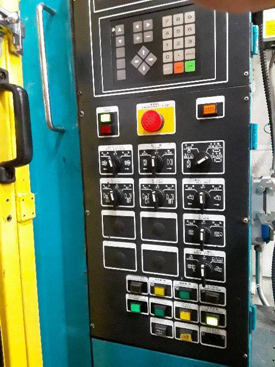 Used 1200 Ton Mitsubishi 1200MMJ-160 Injection Molding Machine 1 Used 1200 Ton Mitsubishi
