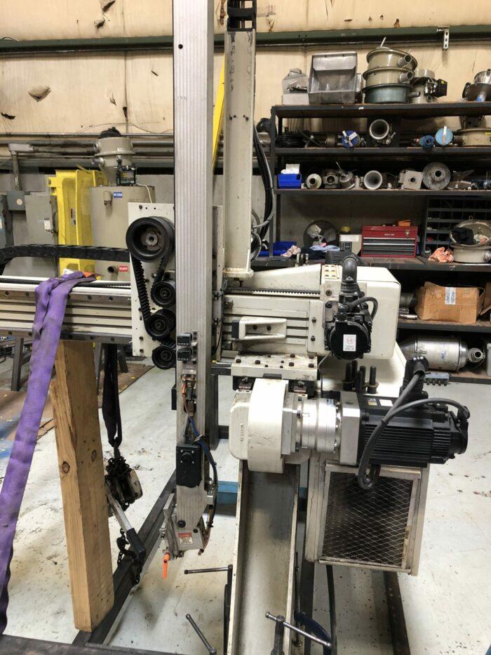 Used Centerline Ranger AZ 560 3 Axis Robot 2 Used Centerline Ranger AZ 560