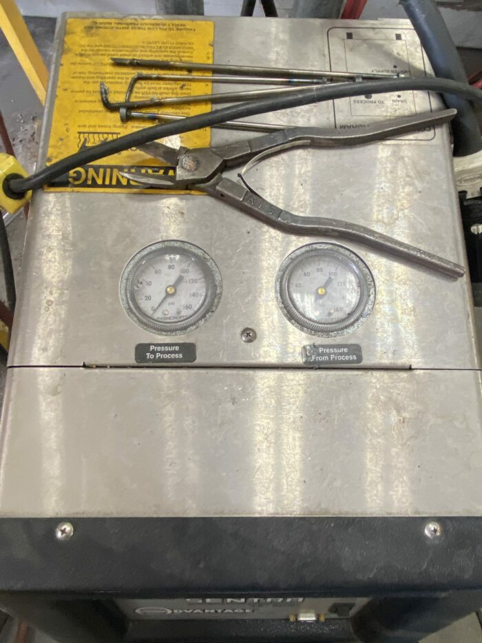 used advantage water heater from 2011