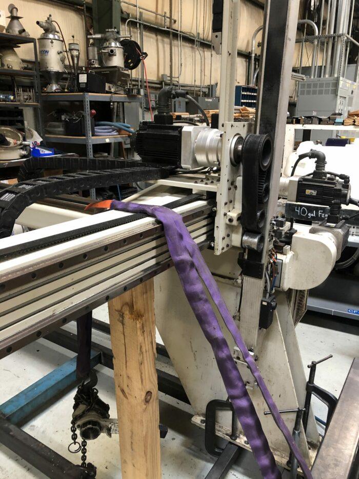 Used Centerline Ranger AZ 560 3 Axis Robot 3 Used Centerline Ranger AZ 560