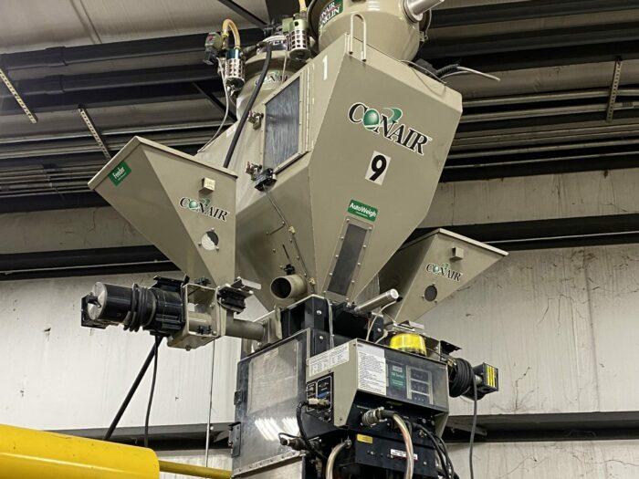 used conair gb-42x gravimetric blender