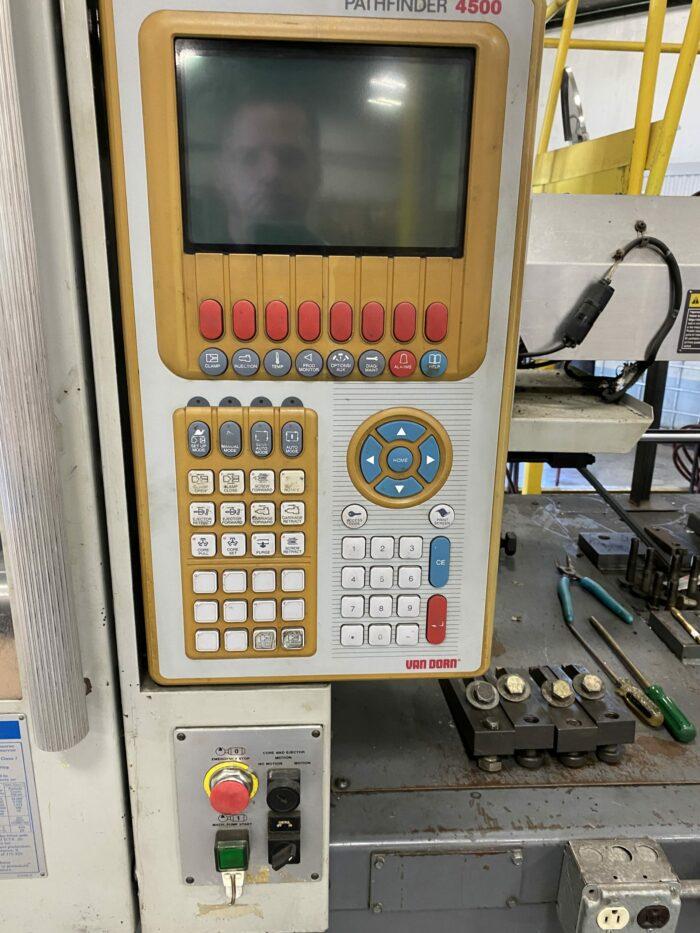 Used 300 Ton Van Dorn 300-RS-30F-HT Injection Molding Machine 1 Used 300 Ton Van Dorn