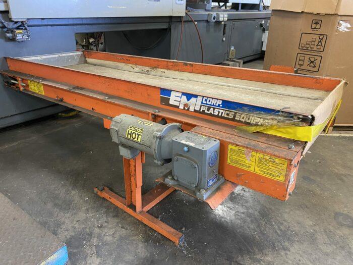 used emi 7clr-24 conveyor