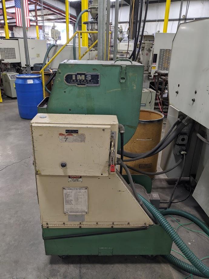 Used 7.5 HP IMS LP-120-3 Grinder 1 Used 7.5 HP IMS LP-120-3