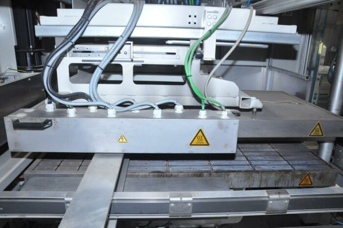 Illig Inline RDK80 Preheat/Form/Trim/Stack Thermoformer 5 Illig Inline RDK80
