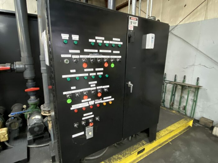 Used Pump Skid for Cooling Towers 2 Used Pump Skid for Cooling Towers