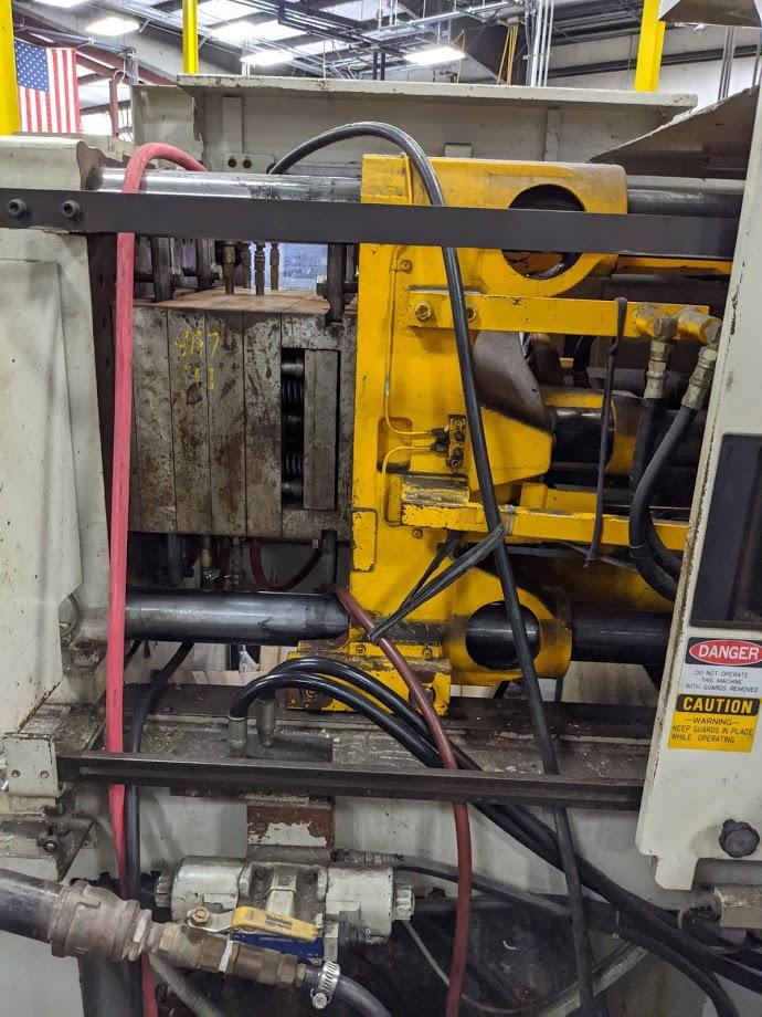 Used 150 Ton Toyo TM-150G2 Injection Molding Machine 1 Used 150 Ton Toyo TM-150G2