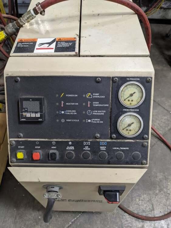 Used AEC TCU-100 Water Heater 1 Used AEC TCU-100 Water Heater