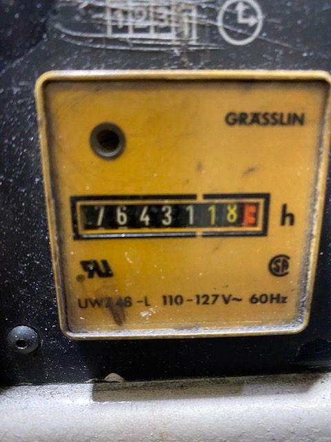 Used 500 Ton Cincinnati VH500-54 Injection Molding Machine 3 Used 500 Ton Cincinnati VH500-54
