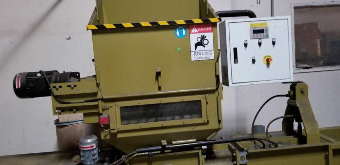 Used Greenmax-EPS C200 Cold Press Machine 2 Used Greenmax-EPS C200