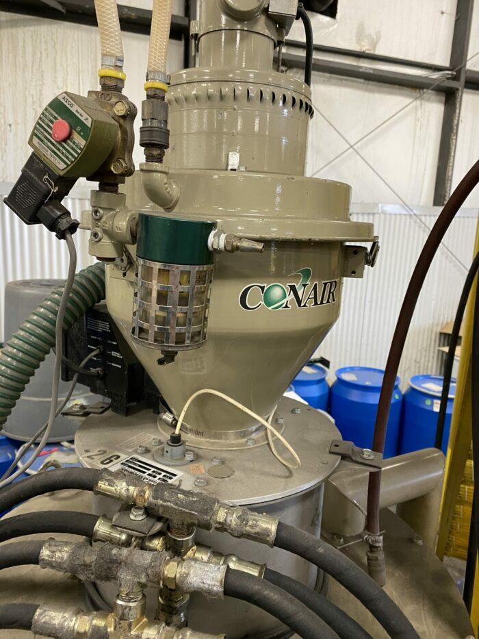used conair db-12 vacuum loader