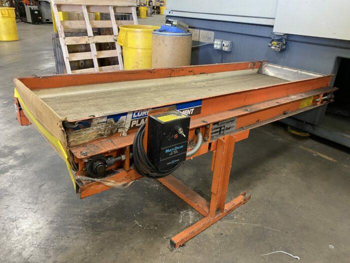 Used EMI 7CLR-24 Conveyor 1 Used EMI 7CLR-24 Conveyor