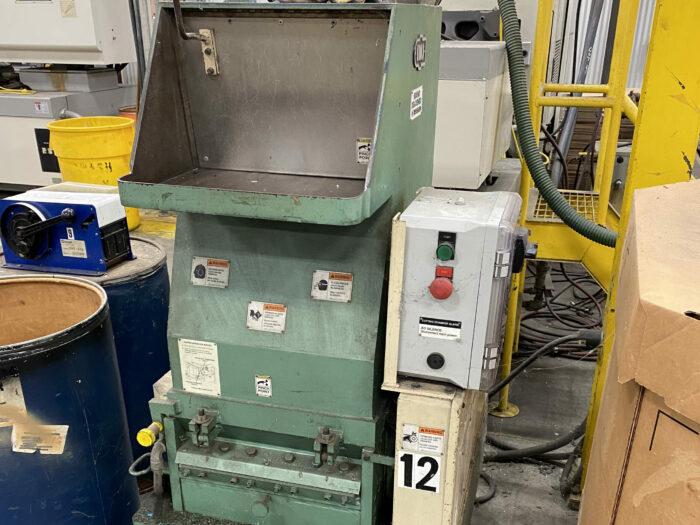 Used 15 HP IMS LP-187-SC Grinder