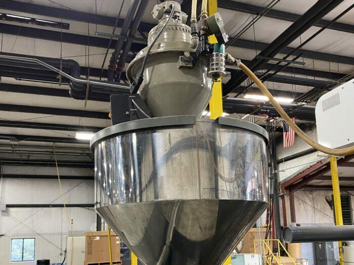 used conair sl-12 vacuum loader