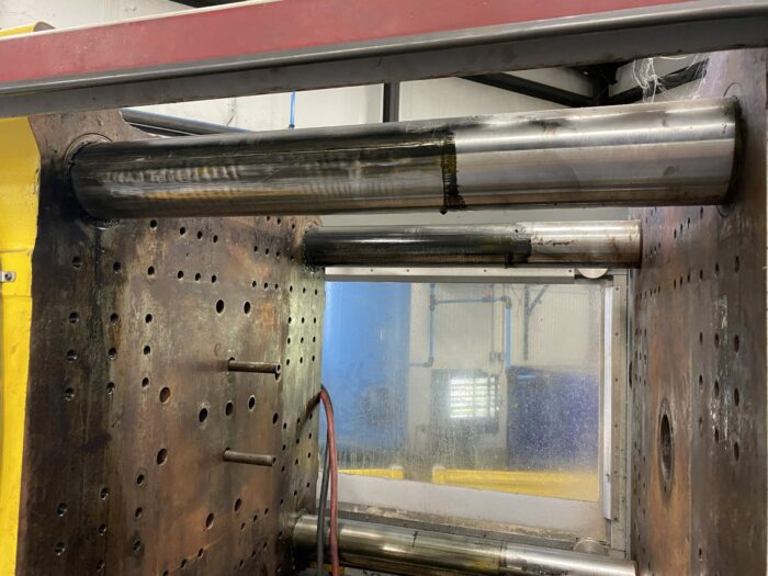 Used 300 Ton Van Dorn 300-RS-30F-HT Injection Molding Machine 3 Used 300 Ton Van Dorn