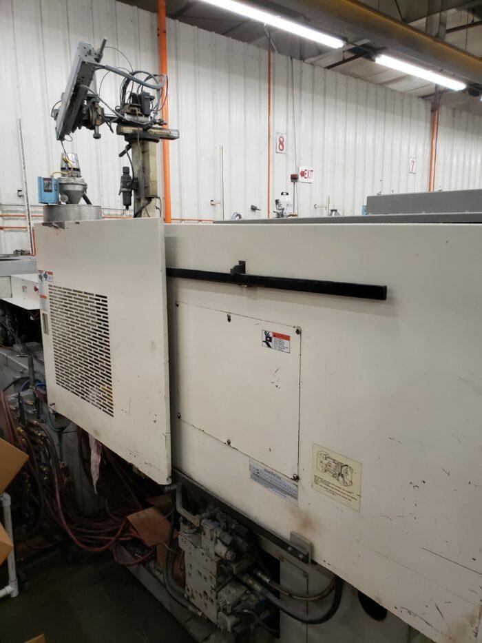 Used 245 Ton Toyo TM245H Injection Molding Machine 1 Used 245 Ton Toyo TM245H