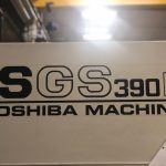 used toshiba hybrid injection molding machine