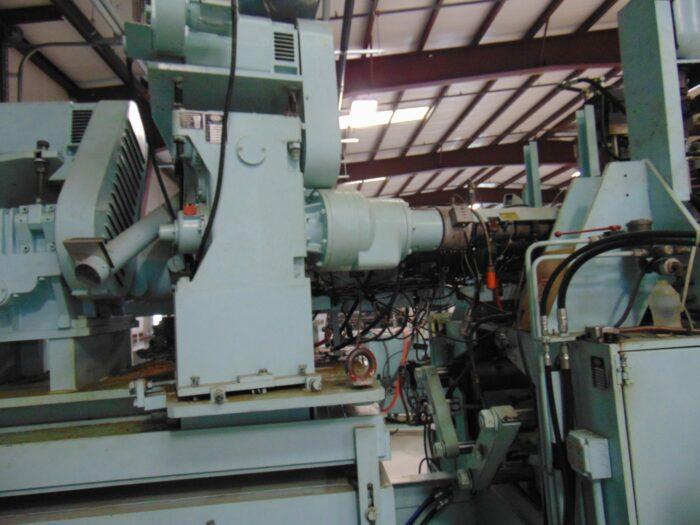used bekum h121 blow molding machine