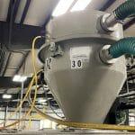 used conair dl-15 vacuum loader