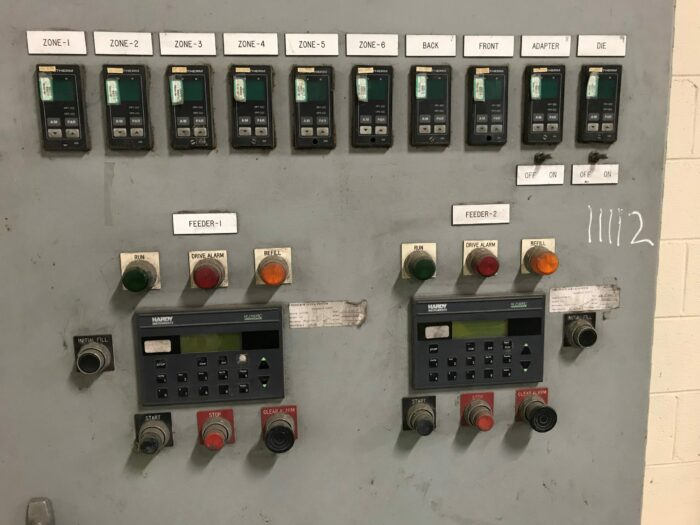 used sterling control cabinet