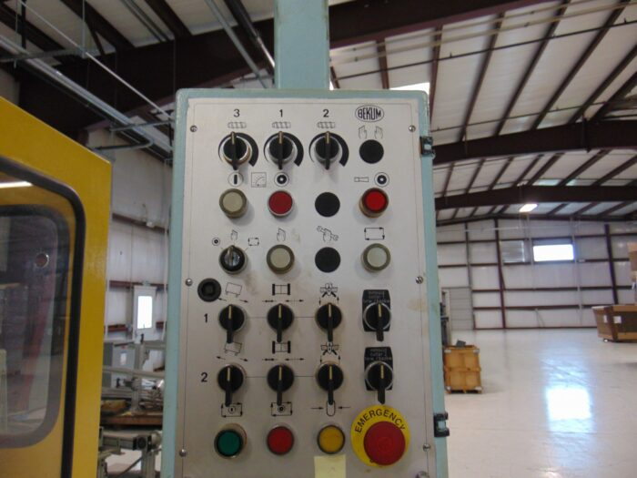 used blow molding machine for sale