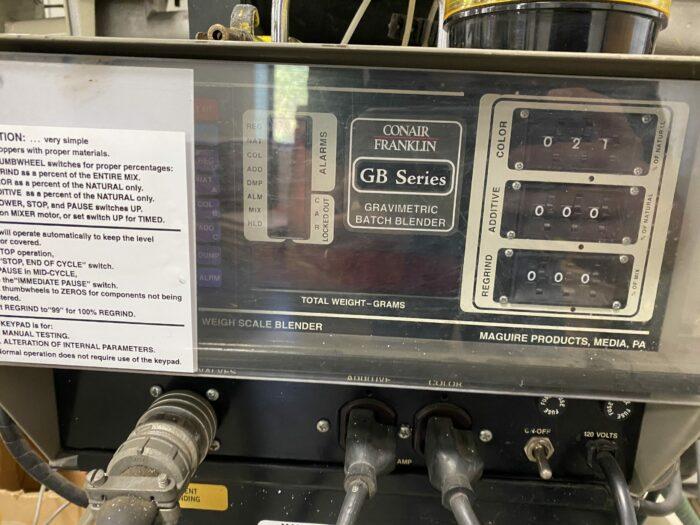 used conair gravimetric blender