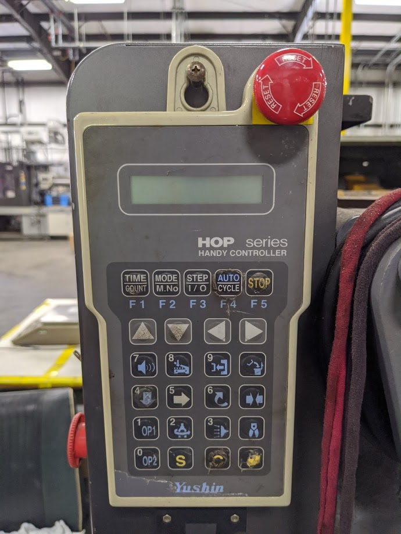 used yushin HOP controls