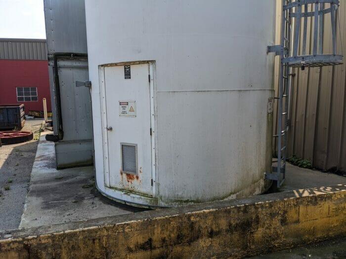 used ao smith silo