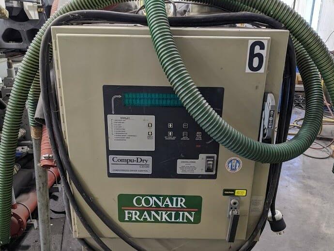 used conair daah04so30000/cd-100-ht dryer