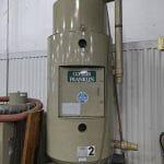 used conair 1805390200 350# drying hopper