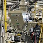 used conair gb-22x gravimetric blender