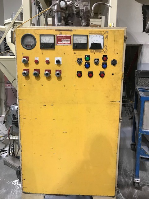 used wedco pulverizer
