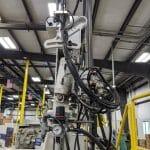 used yushin sprue picker robot