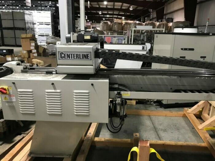 used centerline acc-az robot