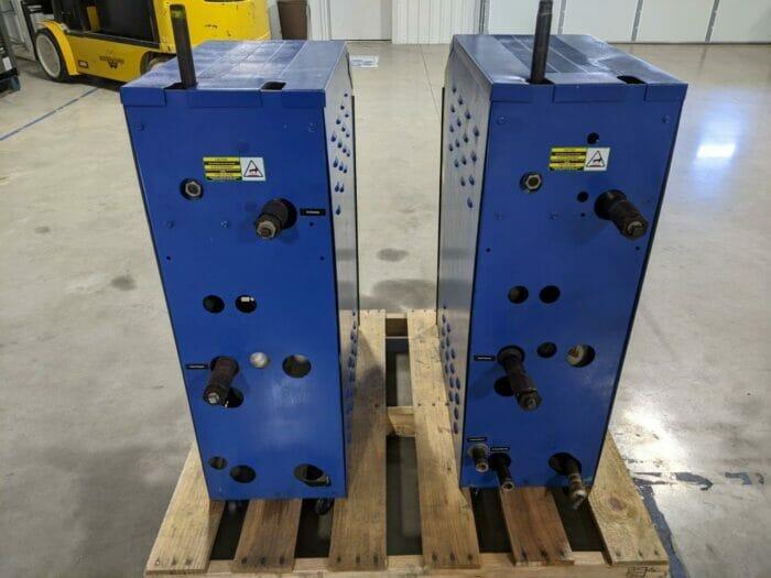 used 1 hp conair htr-1 oil temperature controller