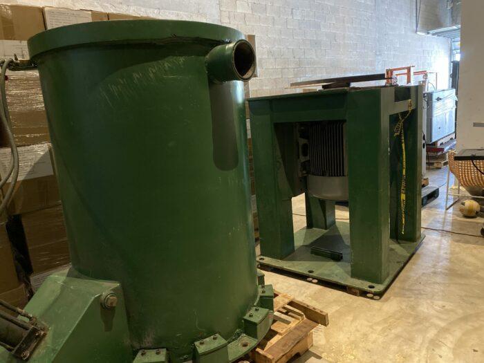 used 200 hp densifier
