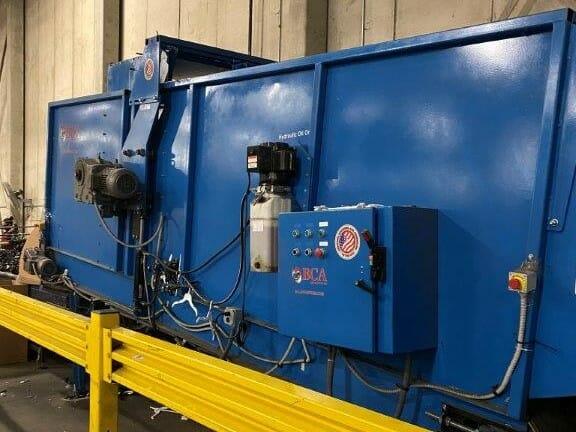 used bca metering sorting conveyor