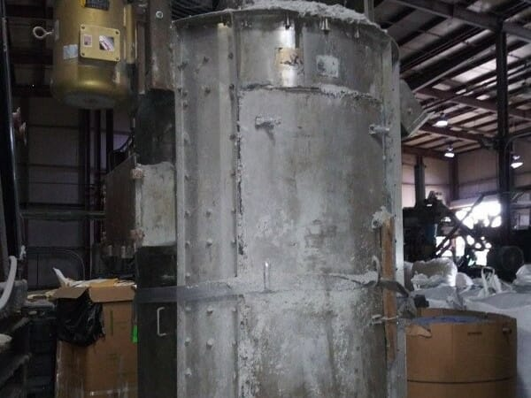 used 10 hp stainless steel spin dryer