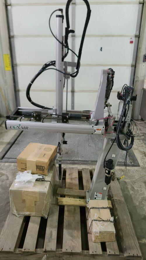 used conair fx-250 sprue picker