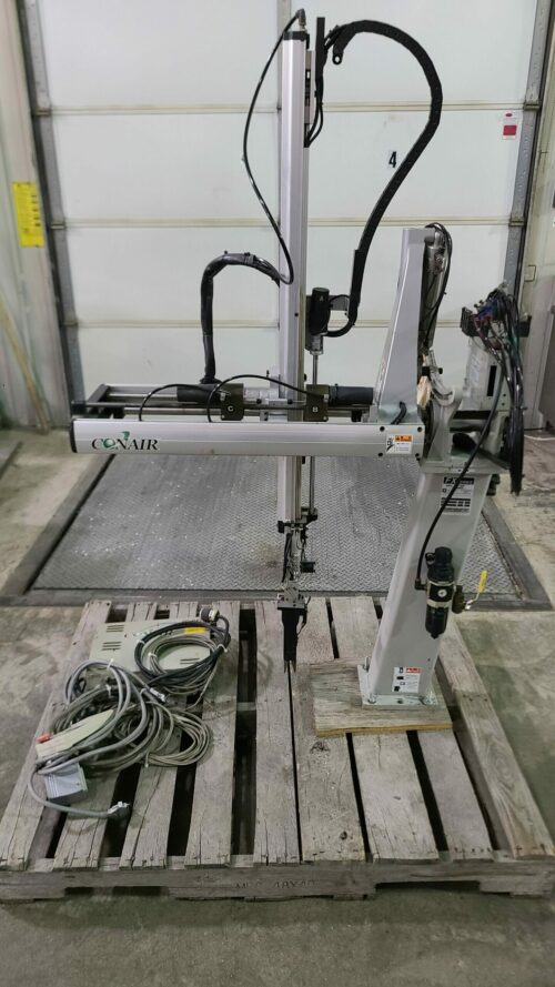 used conair fx-450 sprue picker