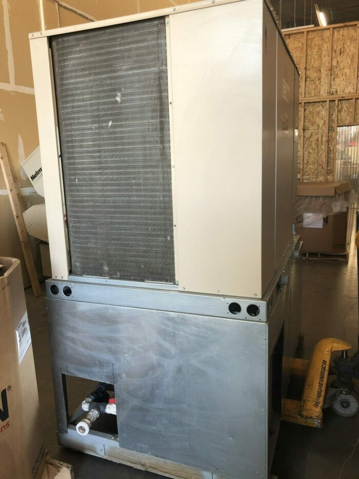 used 10 ton whaley air cooled packaged chiller
