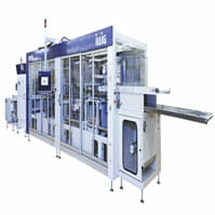 Thermoforming Machine | Inline Roll Feed