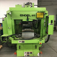 Injection Molding Machines | Rubber