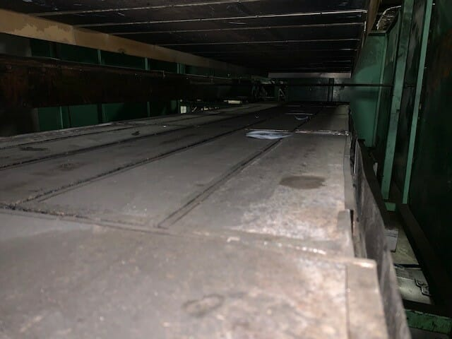 Used Sentinel Brand 2500 CIP Inline Form and Stack Thermoformer 1 Used Sentinel Brand 2500