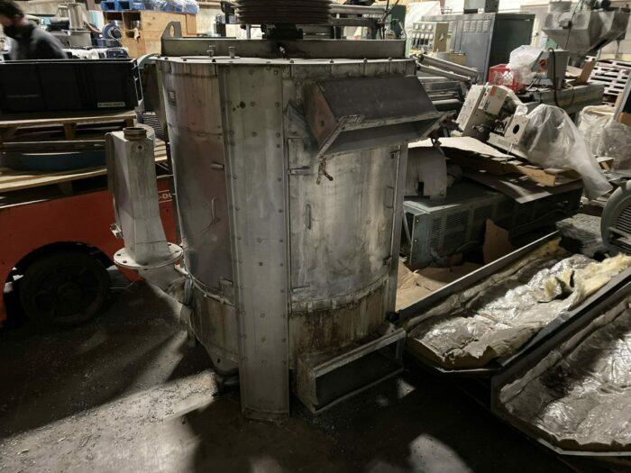 used carter-day de-watering dryer