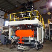 Blow Molding Machines | Accumulator Head