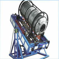 Rotational Molding Machines | Rock and Roll