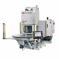 Vertical Injection Molding Machines | Rotary