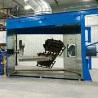 Rotational Molding Machine Parts