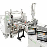 Extrusion Lines | Used Sheet Extrusion Lines